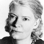 Suffragist of the Month - Dorothy Day, November 8