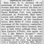 One Hundred Years Ago Today, January 19, 1917